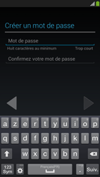 Samsung Galaxy S4 Mini - Premiers pas - Créer un compte - Étape 17