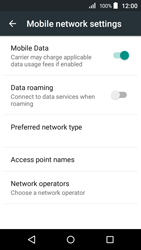 Acer Liquid Z320 - Network - Usage across the border - Step 6