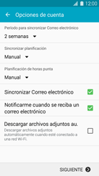Samsung G900F Galaxy S5 - E-mail - Configurar Yahoo! - Paso 7