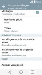 LG Leon 3G (LG-H320) - E-mail - Instellingen KPNMail controleren - Stap 10
