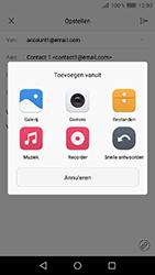 Huawei Y6 (2017) - E-mail - e-mail versturen - Stap 11