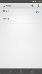 Sony D5503 Xperia Z1 Compact - MMS - handmatig instellen - Stap 17