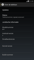 Blackphone Blackphone 4G (BP1) - Software updaten - Update installeren - Stap 5