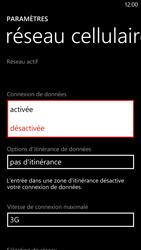 HTC Windows Phone 8X - Internet - configuration manuelle - Étape 7