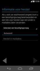 Huawei Ascend P6 (Model P6-U06) - Applicaties - Account aanmaken - Stap 12