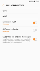 Samsung Galaxy Xcover 4 - SMS - Configuration manuelle - Étape 7