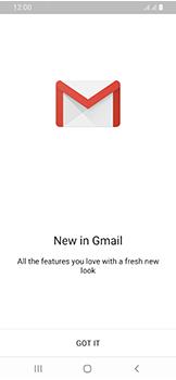 Samsung Galaxy A40 - E-mail - Manual configuration (gmail) - Step 6