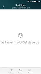 Huawei Y5 - E-mail - Configurar Outlook.com - Paso 4