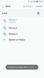 Samsung Galaxy A5 (2017) (A520) - Internet et connexion - Accéder au réseau Wi-Fi - Étape 9