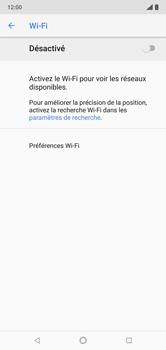Nokia 7.1 - Internet et connexion - Accéder au réseau Wi-Fi - Étape 6