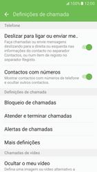 Samsung Galaxy S7 - Chamadas - Bloquear chamadas de um número -  6