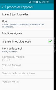 Samsung N915FY Galaxy Note Edge - Réseau - Installation de mises à jour - Étape 6