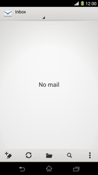 Sony C6903 Xperia Z1 - E-mail - Sending emails - Step 14