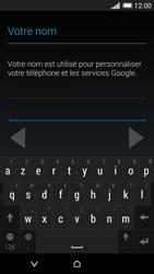 HTC Desire 820 - Premiers pas - Créer un compte - Étape 8