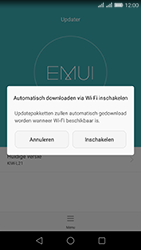 Huawei Honor 5X - Netwerk - Software updates installeren - Stap 6