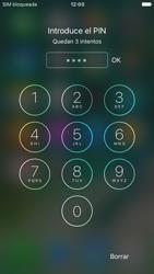 Apple iPhone 6s iOS 10 - Internet - Configurar Internet - Paso 17