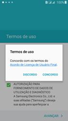 Samsung Galaxy J5 - Primeiros passos - Como ativar seu aparelho - Etapa 9