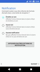 Sony Xperia XZ1 - E-mails - Ajouter ou modifier votre compte Outlook - Étape 14
