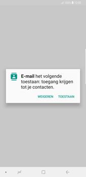 Samsung Galaxy Note9 - E-mail - e-mail instellen: IMAP (aanbevolen) - Stap 5