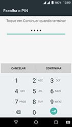Wiko Fever 4G - Segurança - Como ativar o código de bloqueio do ecrã -  7