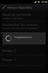 Sony ST23i Xperia Miro - Réseau - utilisation à l'étranger - Étape 12