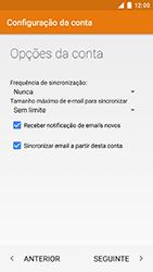 NOS Neva 80 - Email - Configurar a conta de Email -  20