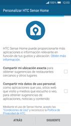 HTC One M9 - Primeros pasos - Activar el equipo - Paso 15