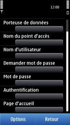 Nokia C6-01 - Internet - Configuration manuelle - Étape 16