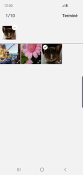 Samsung Galaxy S10e - MMS - envoi d'images - Étape 21