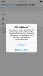 Apple iPhone 6 iOS 9 - Netwerk - 4G activeren - Stap 6