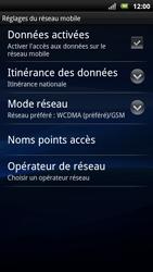 Sony Ericsson Xperia Neo - Internet - Configuration manuelle - Étape 6