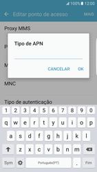 Samsung Galaxy S7 Edge - Internet no telemóvel - Configurar ligação à internet -  13