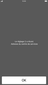 Apple iPhone 7 Plus - iOS 13 - SMS - Configuration manuelle - Étape 6