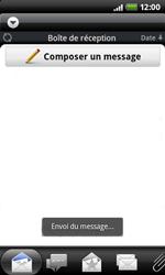 HTC A7272 Desire Z - E-mail - envoyer un e-mail - Étape 10