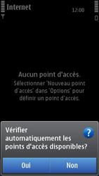 Nokia C6-01 - Internet - Configuration manuelle - Étape 9