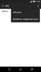 HTC One M8 - Internet - Configurar Internet - Paso 8