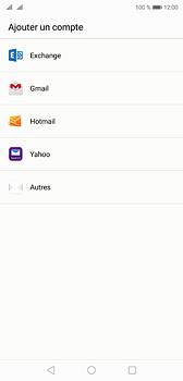 Huawei P20 - E-mail - Configuration manuelle - Étape 5