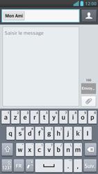 LG Optimus F5 - Contact, Appels, SMS/MMS - Envoyer un MMS - Étape 8
