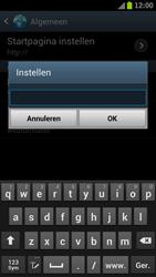 Samsung I9300 Galaxy S III - Internet - Handmatig instellen - Stap 21