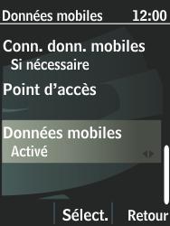 Nokia 301-1 - Internet - Configuration manuelle - Étape 6