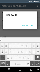 Sony Xperia X Performance (F8131) - MMS - Configuration manuelle - Étape 13