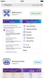 Apple iPhone 6 Plus iOS 8 - Applicaties - MyProximus - Stap 7