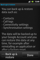 Sony ST27i Xperia Go - Applications - Downloading applications - Step 12