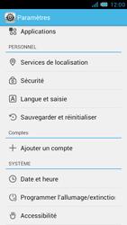 Bouygues Telecom Bs 471 - Aller plus loin - Restaurer les paramètres d'usines - Étape 4