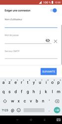 Alcatel 1X - E-mails - Ajouter ou modifier un compte e-mail - Étape 18