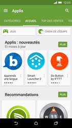 HTC One M9 - Applications - Télécharger une application - Étape 5