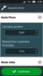 Doro 8031 - Photos, vidéos, musique - Prendre une photo - Étape 10