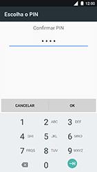 Nokia 3 - Segurança - Como ativar o código de bloqueio do ecrã -  10