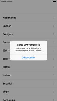 Apple iPhone 6s Plus - Premiers pas - Créer un compte - Étape 3