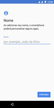 Motorola Moto E5 - Primeiros passos - Como ativar seu aparelho - Etapa 12